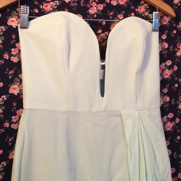 29013b49818c5 Zimmermann Strapless Drape maxi dress. M_5887adbd2fd0b755911a0c22