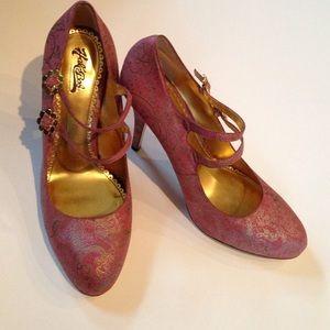 Hale Bob Shoes - Victoria's Secret Hale Bob Mary Jane Pump