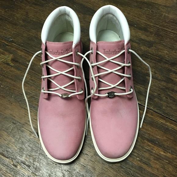 201e412a2bbb2 Timberland women's Nellie Bubble Gum Pink Nubuck! M_5887ade47fab3a75f3013a06