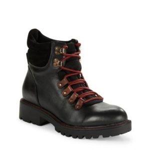 NIB Design Lab Lord & Taylor boots 10 black
