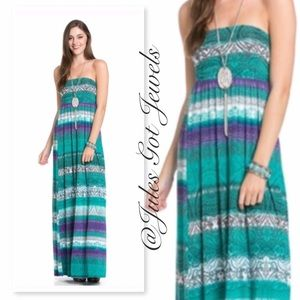 Blossom Dresses & Skirts - Strapless Maxi Dress