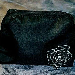 Lancome Handbags - NWOT Flower Expandable Lancome Cosmetic Case