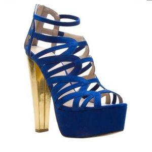 Shoe Dazzle Shoes - Dazzling Platforms