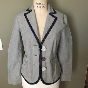 Boden Jackets & Blazers - 🌻SALE🌻Boden Pinstriped Blazer