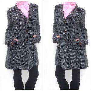 CAbi Jackets & Blazers - Lightweight soft warm mid length Wool Blend