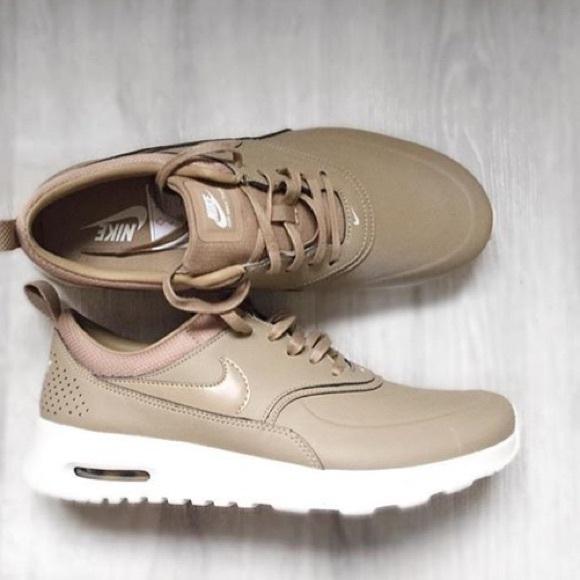 Nike air max Thea premium tan desert camo sail
