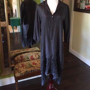Johnny Was Dresses & Skirts - Johnny Was silk tunic/dress