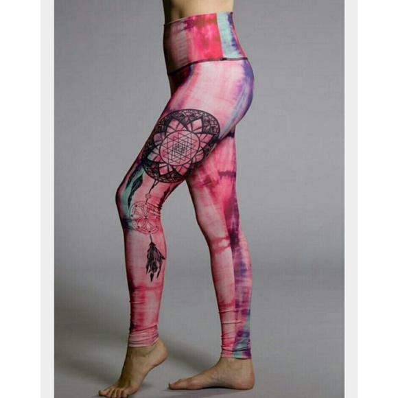 54% off Onzie Pants - Onzie High Waist DREAM Leggings M/L ...