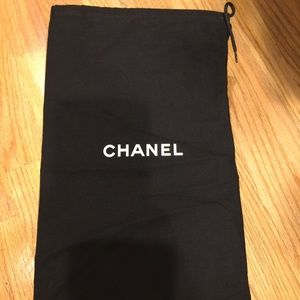 CHANEL Other - Authentic CHANEL shoe dust bag