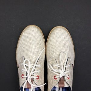 Ben Sherman Shoes - SOLD Ben Sherman Pril Derby in White
