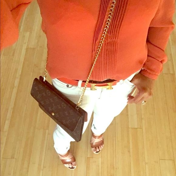 Louis Vuitton Handbags - 🛑SOLD🛑💯LOUIS VUITTON DOUBLE RABAT SHOULDER BAG