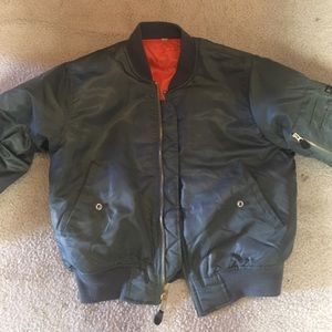 alpha industries Jackets & Blazers - Like new bomber jacket