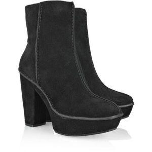 KORS Michael Kors Shoes - Kors Quinn Suede Ankle Boots