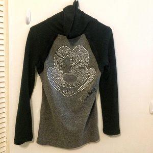 Disney Sweaters - 💕FINAL SALE💕Diamond Sequin Disney Mickey Sweater