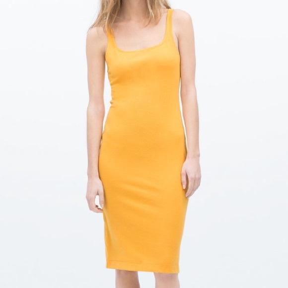 d52df719fa543 Zara Basic Sleeveless dress. M 5887dd8441b4e0a070003200