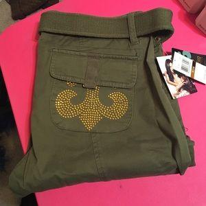 Dereon Pants - Dereon utility pants