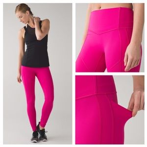 Lululemon All The Right Places Pant In Rasp NWT