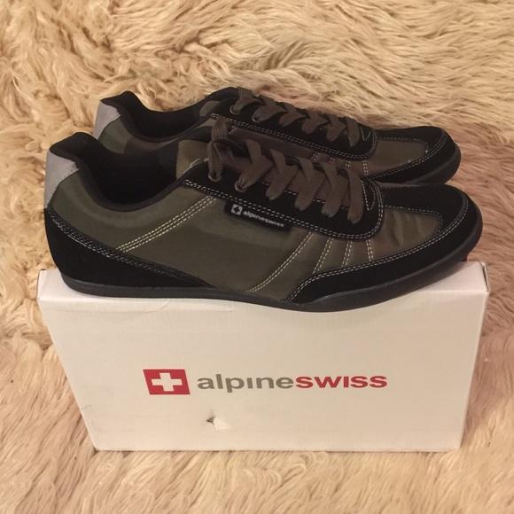 Nib Marco Mens Retro Fashion Sneakers