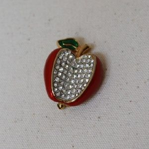 Apple pin