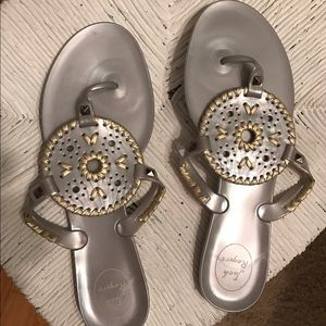 Boy + Girl Shoes - Jack Rogers Jellies