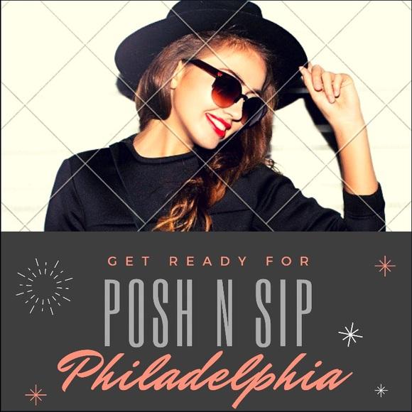Posh N Sip Other - Posh N Sip Philadelphia March 2! 🍾