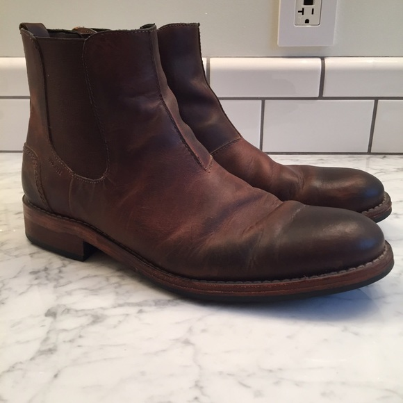fcfe33f8649 *SOLD* Wolverine 1000 Mile Montague Boot Brown 10