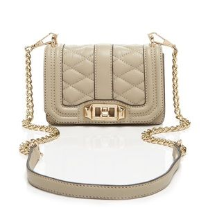Rebecca Minkoff Handbags - NWOT Rebecca Minkoff mini love crossbody
