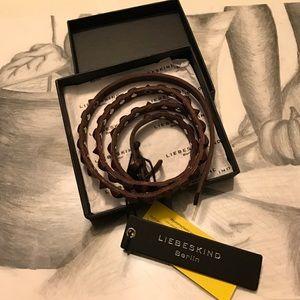 Liebeskind Accessories - Leather Belt