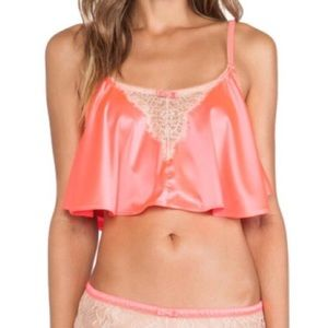 Beach Bunny Other - Love Haus by Beach Bunny Coral/Nude Set XS NWT