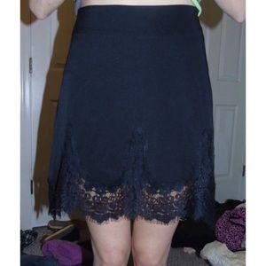 sheinside Dresses & Skirts - Black skirt☠️💃🏼
