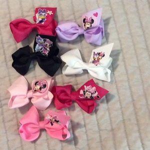 Little Girl's Bows