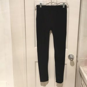 Electric Yoga Pants - NWOT Black Seamless Leggings