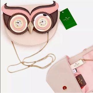 kate spade Handbags - 💥final markdown♠️Kate Spade Blaze a trail owl