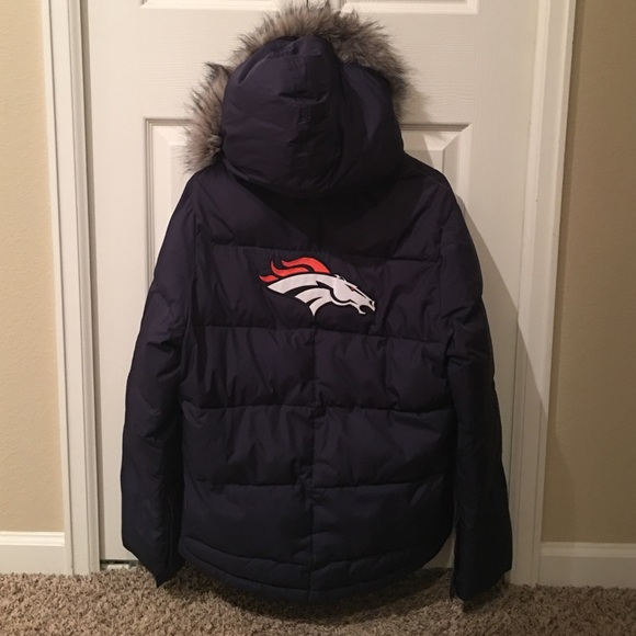 the best attitude 8a695 66358 Denver Broncos Jacket