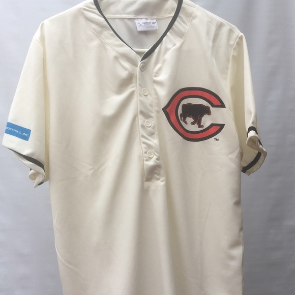 c714656d5c90f1 Vintage Shirts | Chicago Cubs Promotional Giveaway Jersey | Poshmark