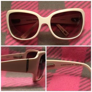 """Fossil Accessories - Fossil """"Glamour"""" Sunglasses"""