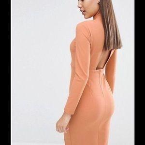 ASOS Dresses - 🍑 Peaches Pencil Dress 🍑