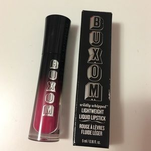 Buxom liquid lipstick