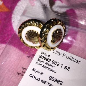 New Lilly pulitzer studs