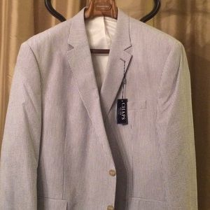 Chaps Other - ☀️🎉NWT! SeerSummer Gatsby Party Jacket NWT✨🎊🎉