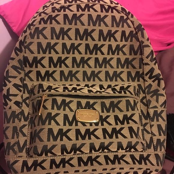 c0d4fd2e99fe Michael Kors Bags | Michael Kor Backpack | Poshmark