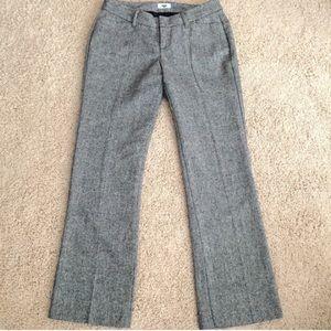 NWOT Tweed wool pants