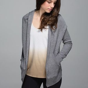lululemon athletica Sweaters - Lululemon Cabin Yogi Sweater