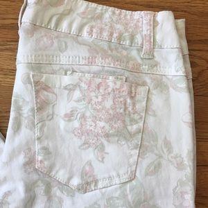 Jolt Denim - Jolt Floral Jeans