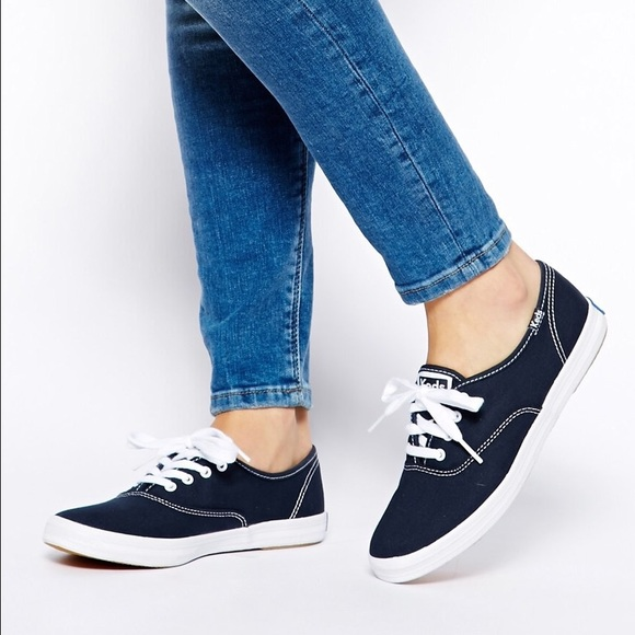 2a416bb8be599 Keds Shoes - ⚡️REDUCED⚡️Keds Champion Oxford Sneaker -- Navy