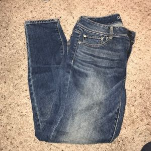 American Eagle skinny jeans stretch size 6