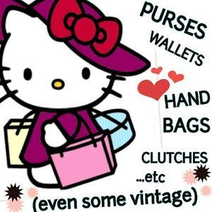 Handbags - 💘 HAND BAGS ❇ PURSES ❇ CLUTCHES ❇ WALLETS...💘