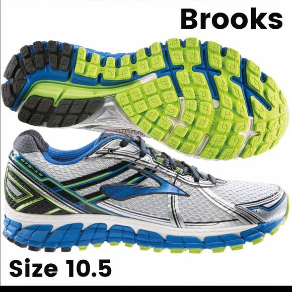 84a50edbdf2b2 Brooks Other - Brooks Adrenaline GTS 15 Running Shoes Size 10.5