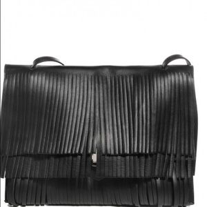 Proenza Schouler Handbags - NWT PROENZA SCHOULER Large Fringe Lunch Bag
