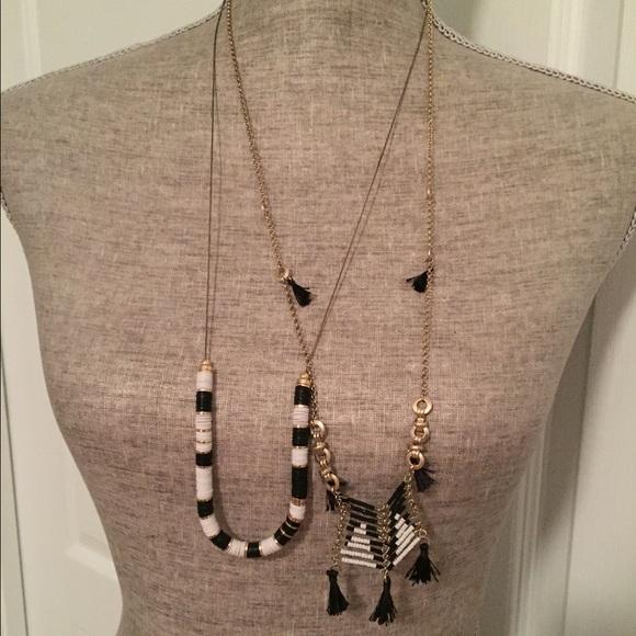 Anthropologie Jewelry - Anthropologie Bijouterie Layering, Medium & Long